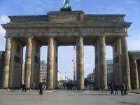 Brandenburg Tur