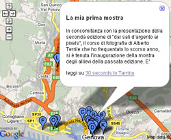 geolocalizzazione su blogbabel