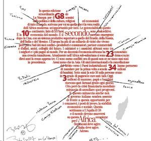 Africa su La Stampa