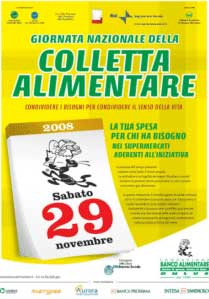 colletta alimentare 2008