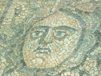 mosaico luni